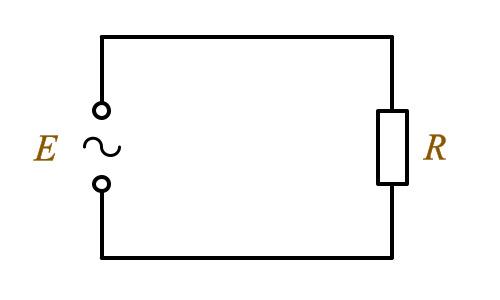 Сопротивления в цепи переменного тока